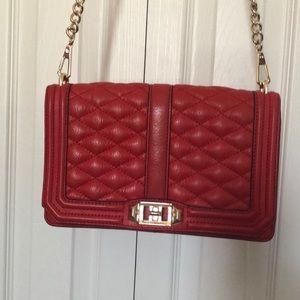 Classic Rebecca Minkoff Love Crossbody Bag